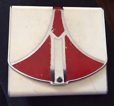 Ronson 1930's Art Deco Cigarette Case (No Lighter)