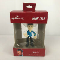 2018 Hallmark Christmas Ornament - Star Trek - Spock