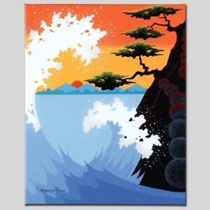 "Larissa Holt ""Sea Fantasy"" Limited Edition Giclee on Canvas"