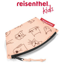 Reisenthel - Coin Purse - Kids - Cats And Dogs Rose Iw3064