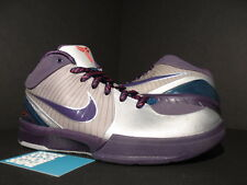 2008 Nike Zoom KOBE IV 4 CHAOS JOKER SILVER ABYSS PURPLE NIGHTSHADE RED BLACK 8