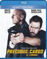 Precious Cargo (Blu-ray + DVD) (Blu-ray) (Bili New Blu
