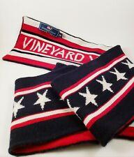 Vineyard Vines Red White & Blue Scarf One American Flag Scarf
