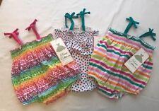 9 Month Girls Summer Jumper, 3 Pack