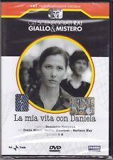 Dvd Serie del drama RaiI EL MIA VIDA CON DANIELA CON Ivana Monti completa 1976