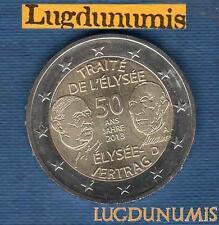2 euro Commémo - Allemagne 2013 Traité de L'Elysée A Berlin Germany
