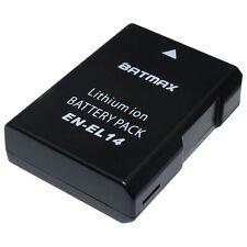 EN-EL14EN EL14A Battery for Nikon D5500 D5200 D3100 D3300 P7000 P7100 P7700
