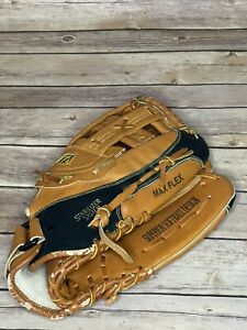"Mizuno MZ 1395 Professional Model Max Flex Leather 13"" Softball Baseball Glove"