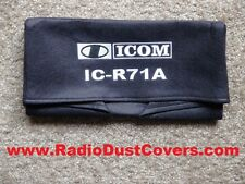 DUST COVER  Icom IC-751A or IC-730 or IC-R71A or IC-AT500 or IC-2KL