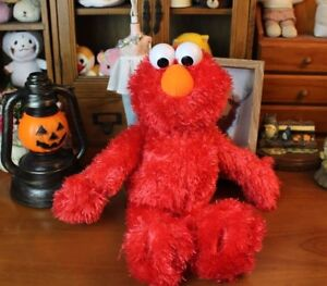 Authentic Sesame Street Red Elmo 32cm Stuffed Plush Toy Gift