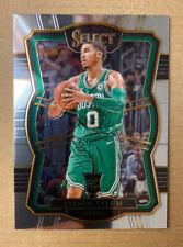 2017-18 Panini Select Jayson Tatum RC #166 🔥🔥🔥 Rookie Premier Level! Celtics