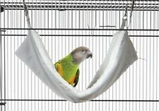 Adventure Bound Harrys Hideaway Hammock For Small To Medium Parrots/Rodents
