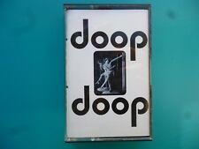 """DOOP DOOP  """" DOOP """"  CASSETTE SINGLE"""