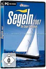 Segeln 2007 - Die Segel Simulation Simulator für Pc Neu/Ovp
