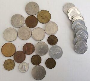 Job lot tokens, commemorative coins, medals inc Blackpool Pleasure Beach, casino