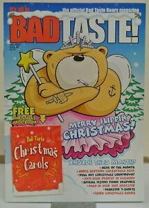 OFFICIAL BAD TASTE BEARS MAGAZINE FOR DECEMBER 2004 - ISSUE NO 8.