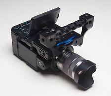 Sony NEX-FS100U Super 35mm Camcorder w/ 18-55mm lens, extra batteries, case