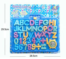 Magnetic Drawing Board Kids Educational Write Board For Kid Age 3+