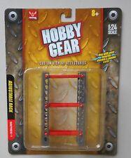 ADJUSTABLE RACK SHELVES 1:24 Scale Diecast GARAGE Diorama ACCESSORY HOBBY GEAR