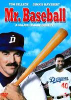 Mr. Baseball DVD NEW