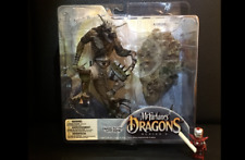 McFarlanes Dragons Figur The Komodo Dragon Clan Serie 3 Neu OVP Drache wie NECA