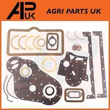 Case International 580 F G Digger 1294 1394 1494 Tractor Lower Bottom Gasket Set