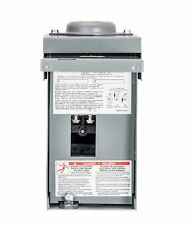 Square D by Schneider Electric Qo2L40Rbcp Qo 40 Amp 2-Space 2-Circuit Outdoor.