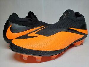 New (Men 5.5)(Women 7) Nike Phantom 2 Elite Hypervenom Soccer Cleat (CD4161-008)