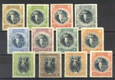 Barbados #140-51 Mint - 1920 Victory ($182)
