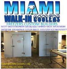 Walk In Cooler 8X12X Custom Built Box Only No Floor By Miamiwalkincoolers $3995
