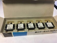 FUJI ELECTRIC  CP31 AC 250 volt breakers 2A 3A or 5A  41-14919 your choice