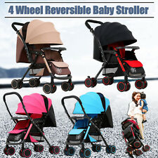 2018 Luxury Baby Stroller Portable Lightweight Travel Strollers Easy Carry Pram