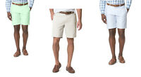 Chaps mens Oxford Flat Front 10 inch inseam shorts 32 33 34 36 38 40 42 NEW