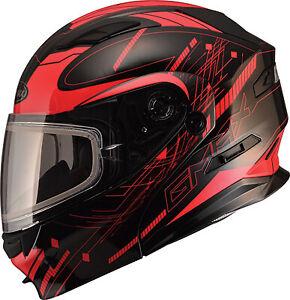 GMAX MD01 Wired Modular Helmet