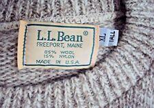 L.L. Bean Men's Pull over Wool Blend XL Tall (item # 3)