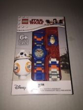 Brand New- Lego Star Wars Bb-8 Buildable Watch With Toy 8020929