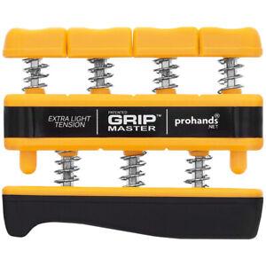 Gripmaster Hand Exerciser - X-Light (Yellow)