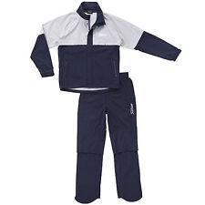 Titleist Japan Golf Stratch Rain Wear Jacket Pants set 2017 New Tsmr1695 Navy