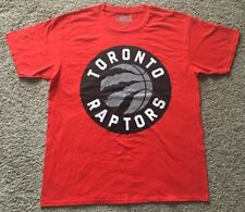 TORONTO RAPTORS XL Red T-Shirt - NBA Basketball