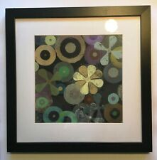 NIGHT BLOSSOMS II by JAIME PACKARD - Signed and Numbered Abstract Print.