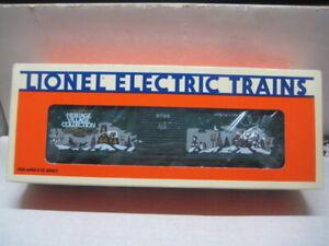 1996 LIONEL DEPARTMENT 56 HERITAGE VILLAGE BOX CAR 6-16270 MINT IN UNOPENED BOX