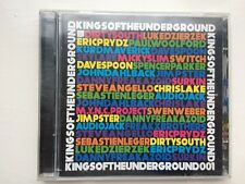 Cr2 Presents Kings of the Underground 001 CD X2 Album Compilation - Free UK Post