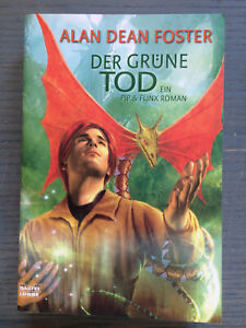 DER GRÜNE TOD - ALAN DEAN FOSTER