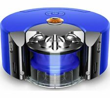 Dyson 360 Heurist Robot Vacuum Cleaner Nickel / Blue