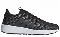Adidas Questar X Byd Running Shoes Black Grey White F34657  Womens US 5.5