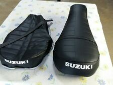 SUZUKI RV125 K/L/M/B (TRACKER)1973 TO 1977 SEAT COVER WITH STRAP  (S31)
