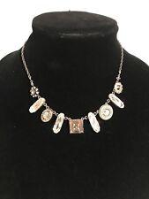 FIREFLY Swarovski Crystal Multiple Stone Necklace-N201
