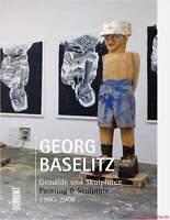 Fachbuch Georg Baselitz, Gemälde und Skulpturen 1960 – 2008, Spitzenwerke, NEU