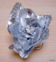 Spilla Denny Rose spilletta Fiore Silver Pin donna new!