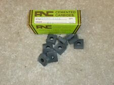 10 New ANC SNMA 432 026 Carbide Inserts